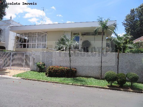Sobrado de 4 dormitórios à venda em Jardim Paraiso, Campinas - SP