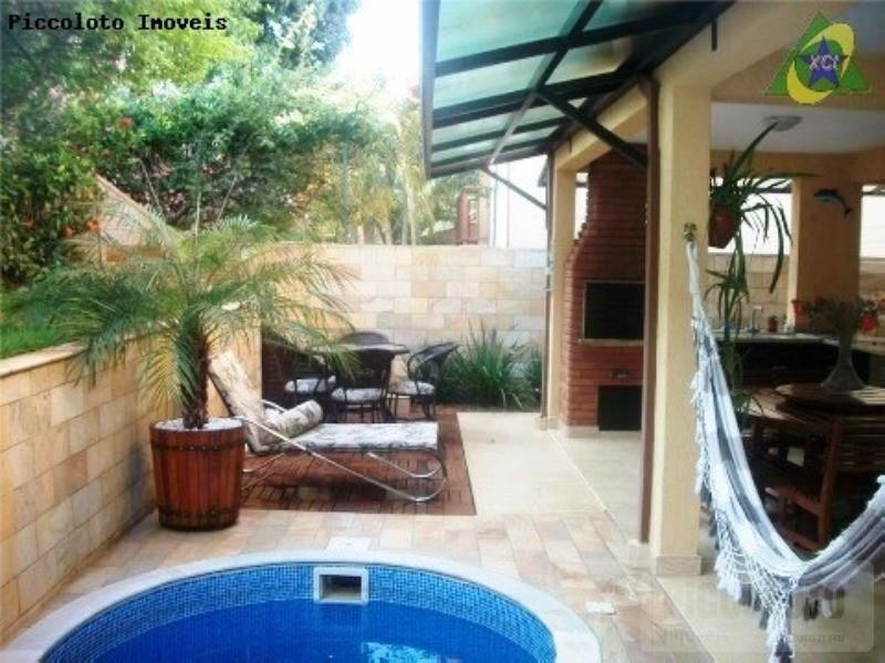 Casa de 4 dormitórios em Fazenda Santa Candida, Campinas - SP