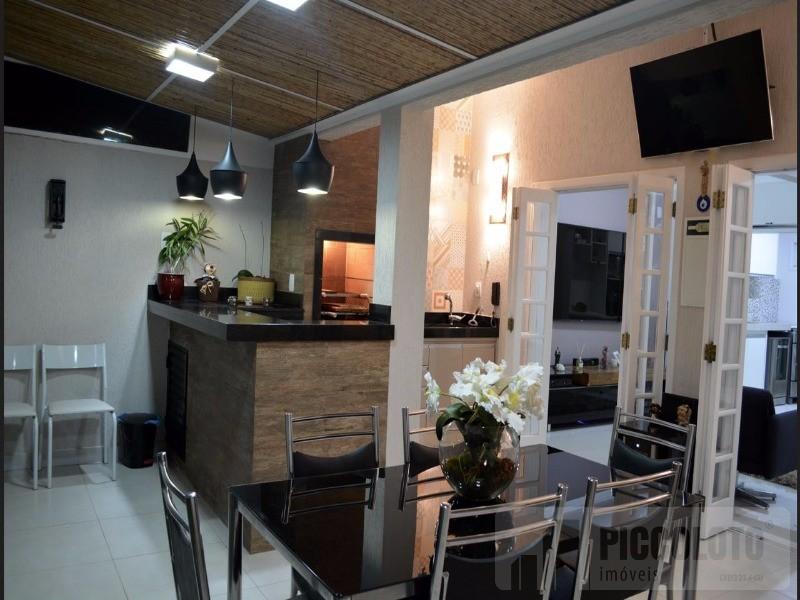 Casa de 3 dormitórios em Santa Marcelina, Campinas - SP