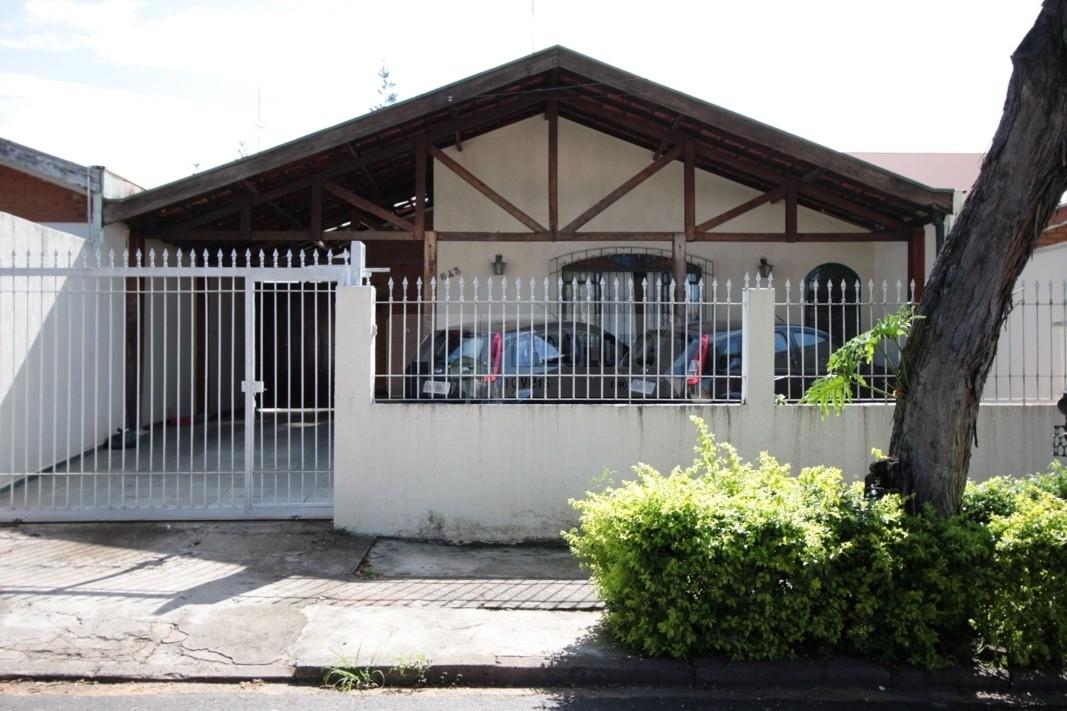 Casa de 3 dormitórios em Jardim America, Campinas - SP
