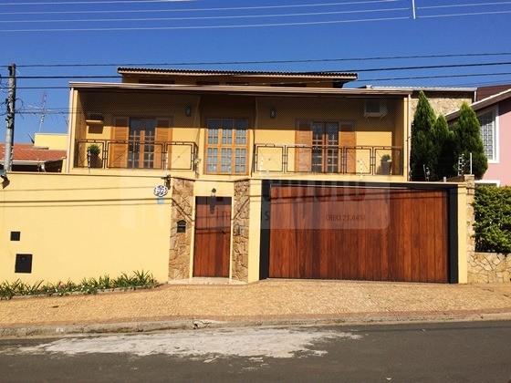 Casa de 4 dormitórios em Paineiras, Campinas - SP