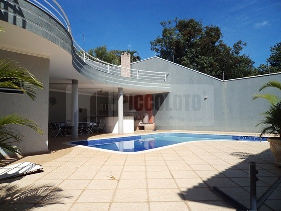 Condomínio de 4 dormitórios à venda em Hipica, Campinas - SP