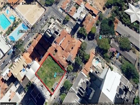 Terreno à venda em Vila Itapura, Campinas - SP