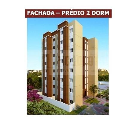 Apartamento de 2 dormitórios em Nova Veneza, Sumare - SP