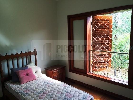 Sobrado de 4 dormitórios à venda em Chácara Silvania, Valinhos - SP