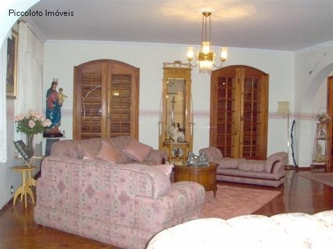 Casa de 6 dormitórios em Sousas, Campinas - SP