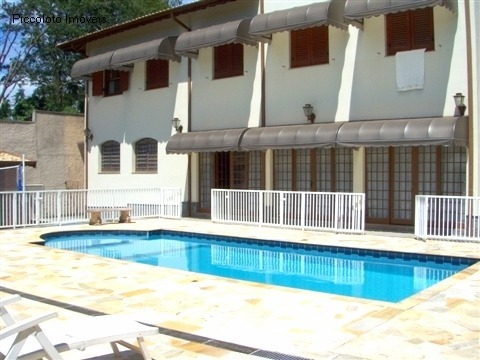 Casa de 6 dormitórios à venda em Sousas, Campinas - SP