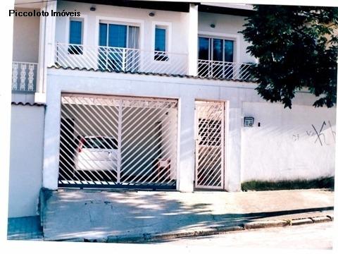 Sobrado de 3 dormitórios em Jardim Von Zuben, Campinas - SP
