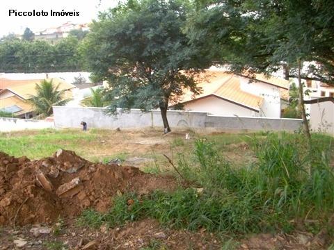 Land Lot em Bairro Das Palmeiras, Campinas - SP