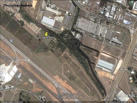 Terreno em Distrito Industrial, Campinas - SP
