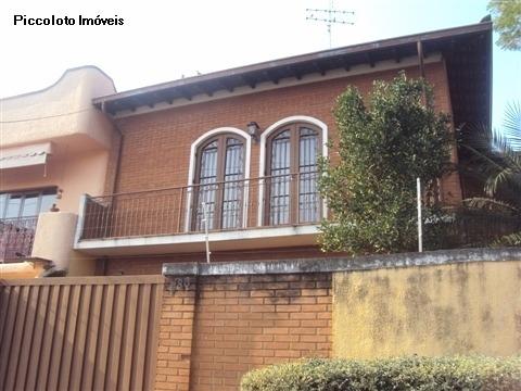 Casa de 3 dormitórios em Paraiso, Campinas - SP