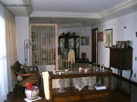 Apartamento de 4 dormitórios à venda em Centro, Campinas - SP