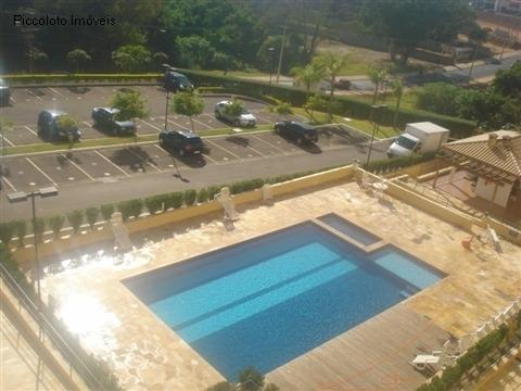 Apartamento de 2 dormitórios à venda em Mansoes Santo Antonio, Campinas - SP
