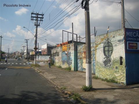 Land Lot em Jardim Novo Campos Eliseos, Campinas - SP