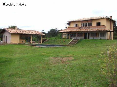 Farm Ranch de 4 dormitórios em Sousas, Campinas - SP
