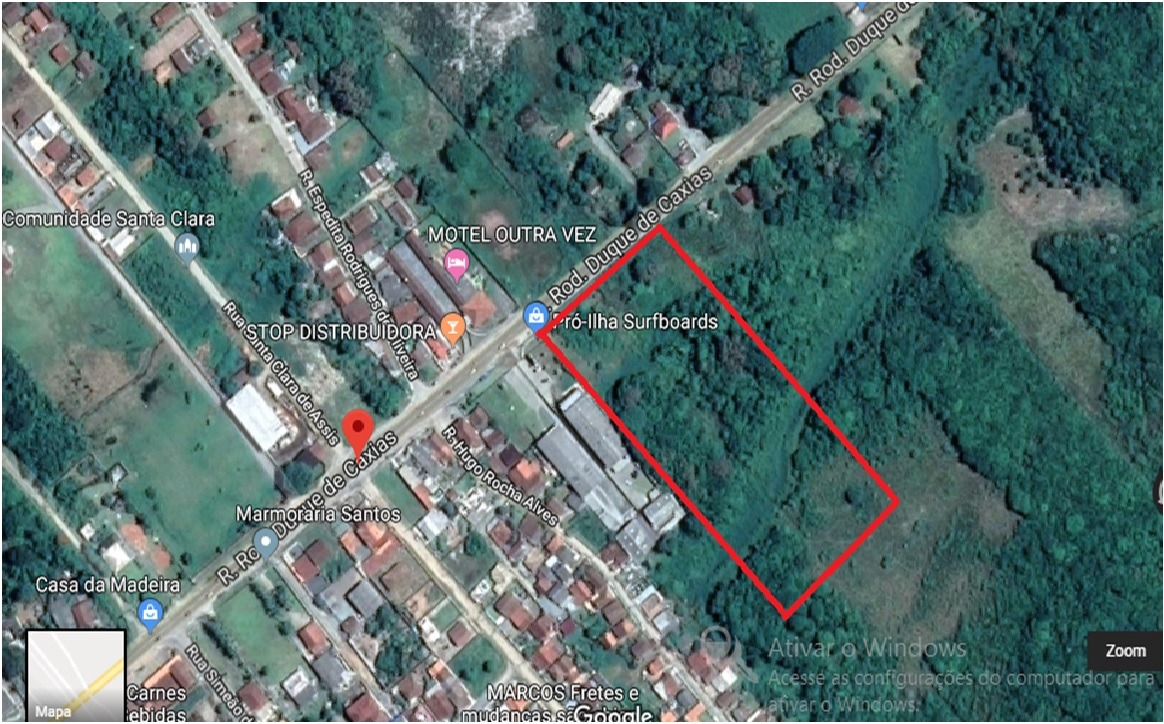 VENDO/PERMUTO: TERRENO DE 121.000 M² ,PLANO RODOVIA DUQUE DE CAXIAS-SFS  E  6 KMS DAS PRAIAS DA ENSEADA POR R$ 3.000.000,00