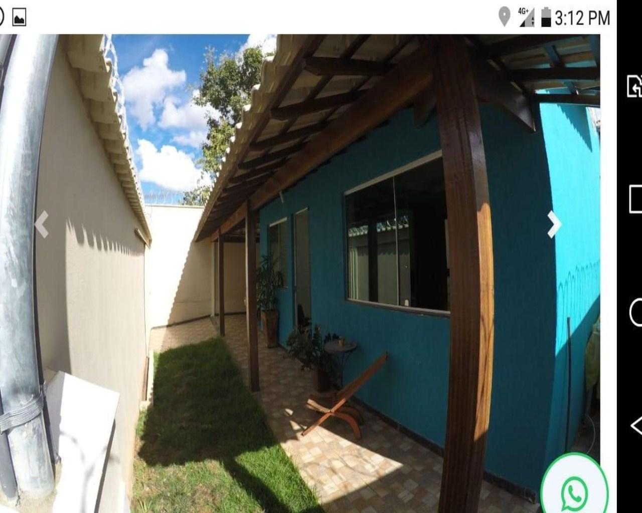 Casa 2 quarto(s) para  em Jardim Imperial/LAGOA SANTA