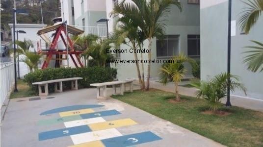 Apartamento 2 quarto(s) para  em LIBERDADE/SANTA LUZIA