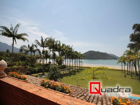 Casa com 5 dormitórios à venda em Ubatuba, no bairro Praia Dura