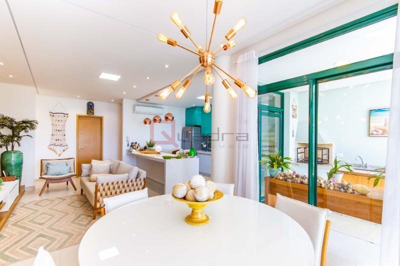 Apartamento com 3 dormitórios à venda em Ubatuba, no bairro Praia Grande