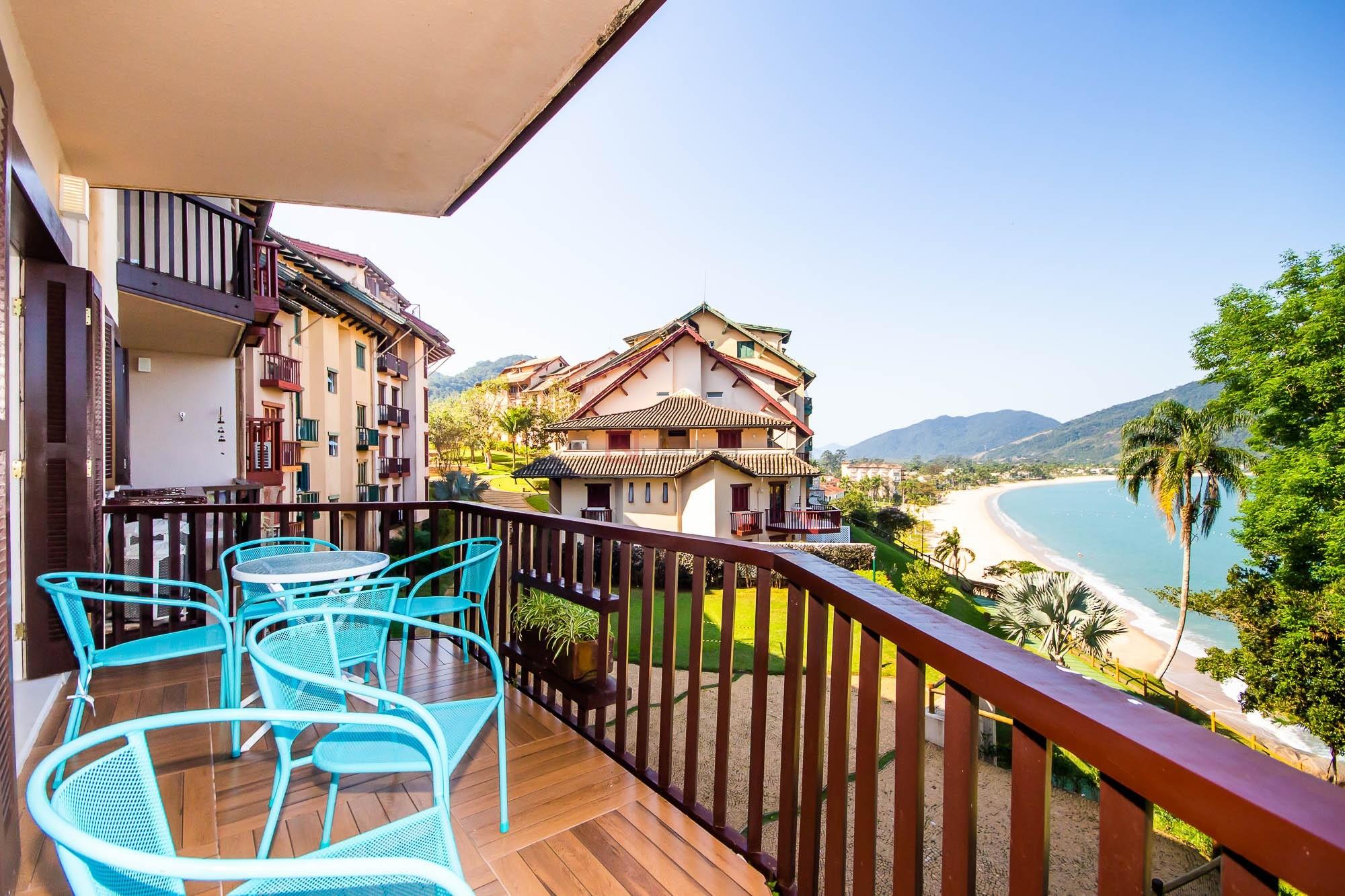 Apartamento com 4 dormitórios para alugar em Caraguatatuba, no bairro Tabatinga