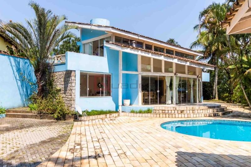 Casa com 6 dormitórios à venda em Ilhabela, no bairro Feiticeira