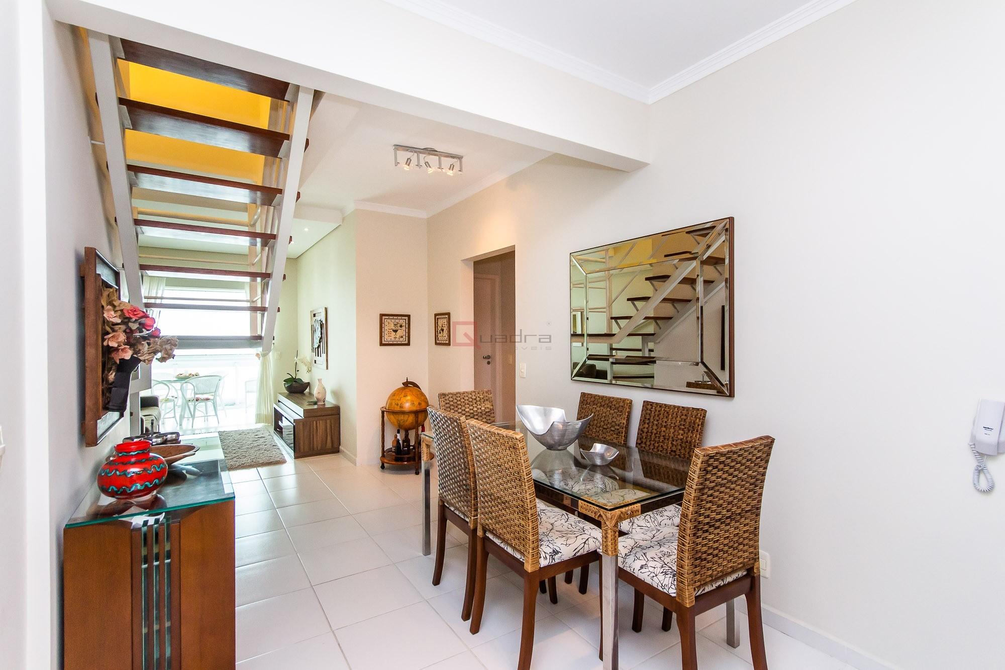 Apartamento com 4 dormitórios à venda em Caraguatatuba, no bairro Indaia