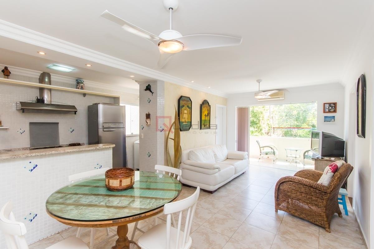 Apartamento com 2 dormitórios para temporada em Caraguatatuba, no bairro Tabatinga
