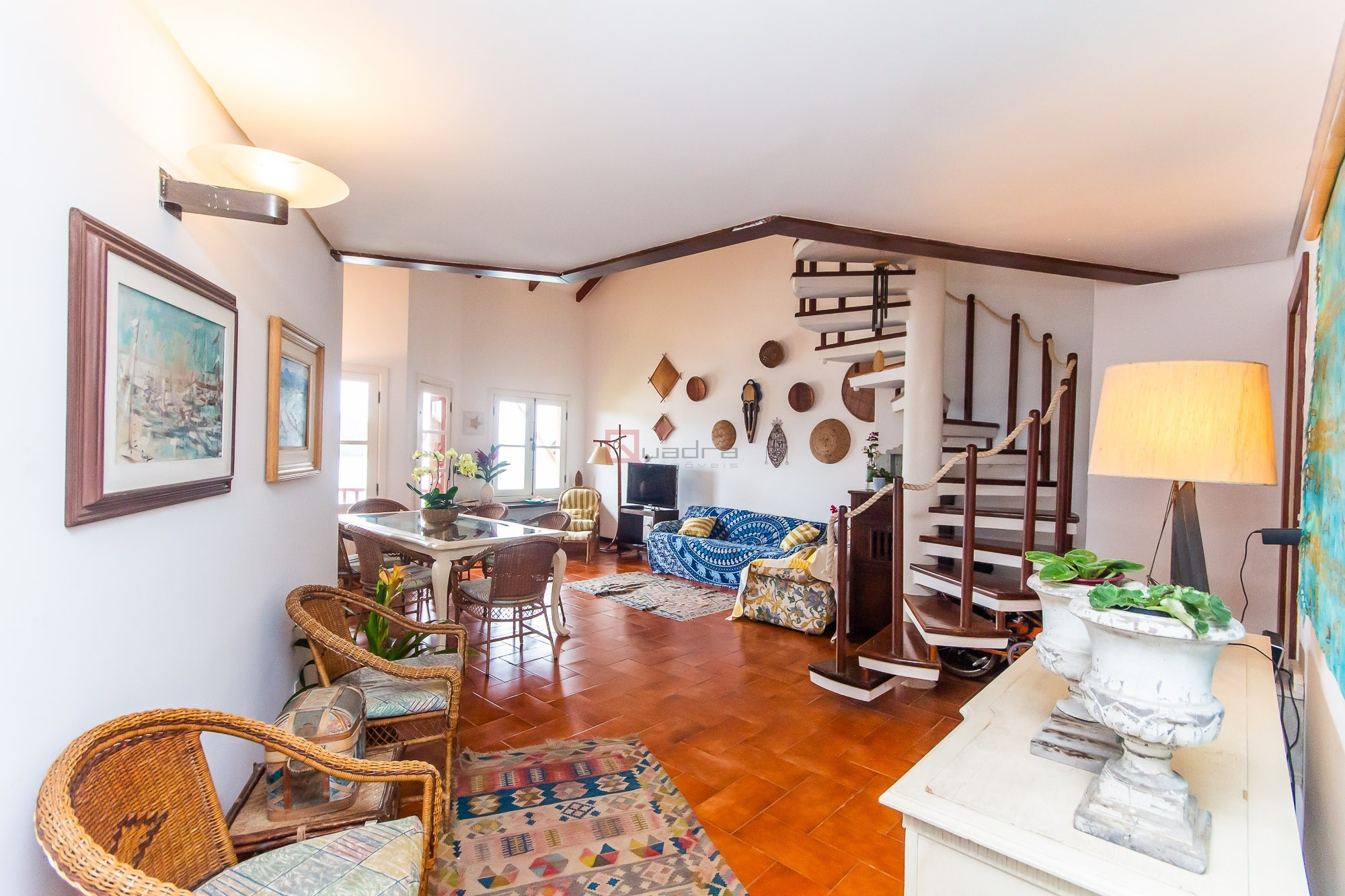 Apartamento com 3 dormitórios (1 suíte) para temporada em Caraguatatuba, no bairro Tabatinga