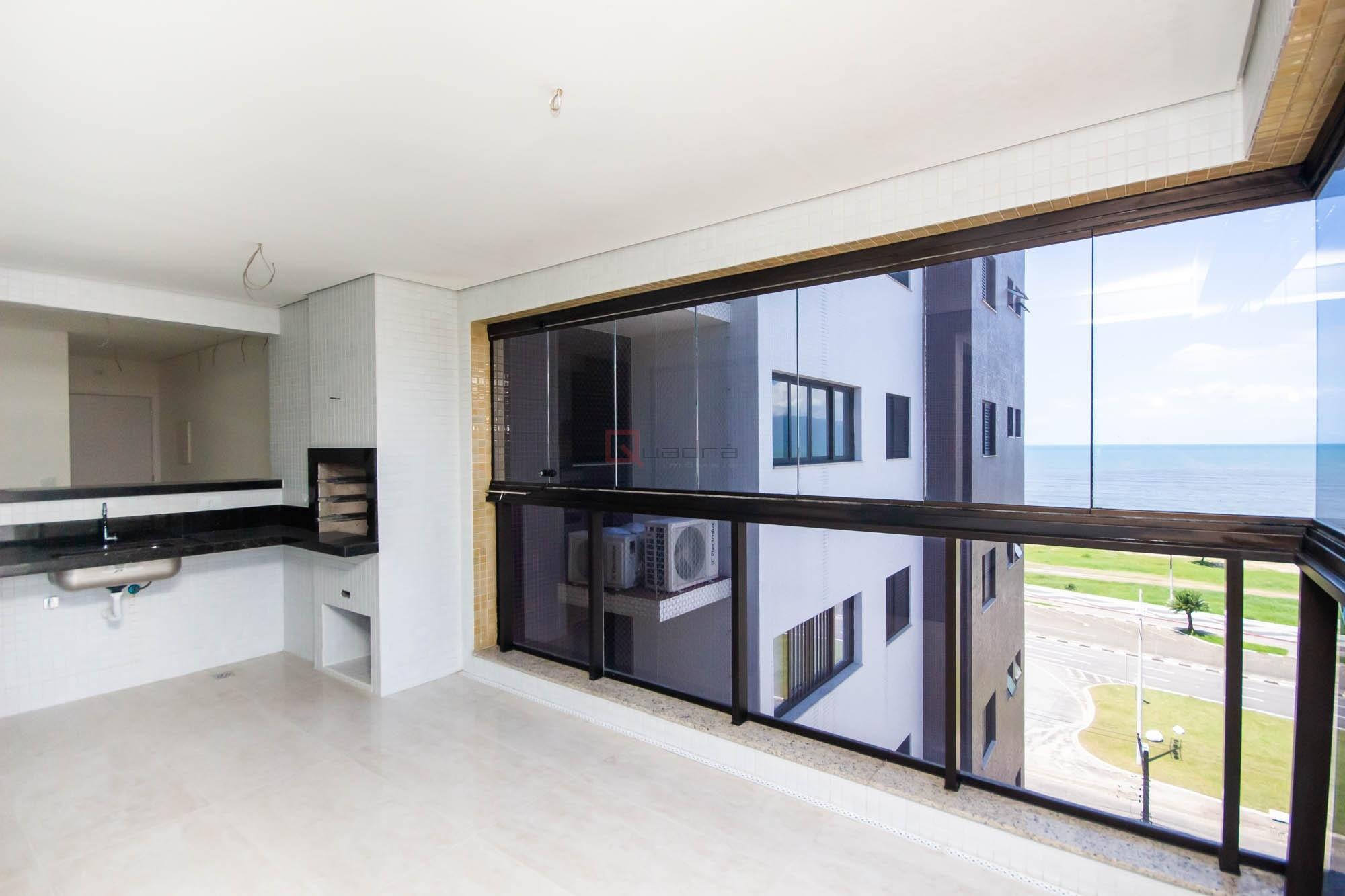 Apartamento com 3 dormitórios (1 suíte) à venda em Caraguatatuba, no bairro Indaiá