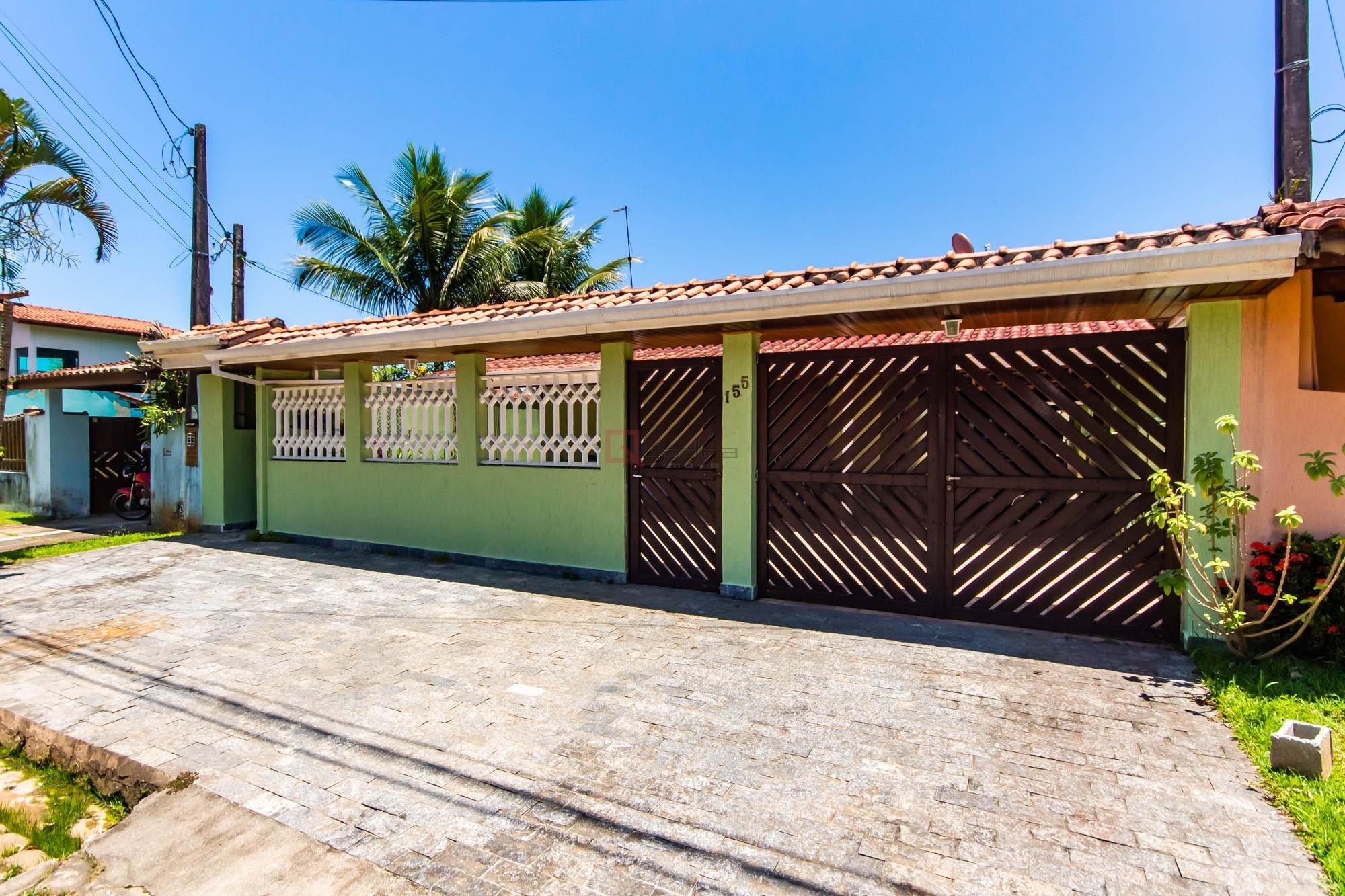 Casa com 3 dormitórios (1 suíte) à venda em Caraguatatuba, no bairro Mar Verde Ii