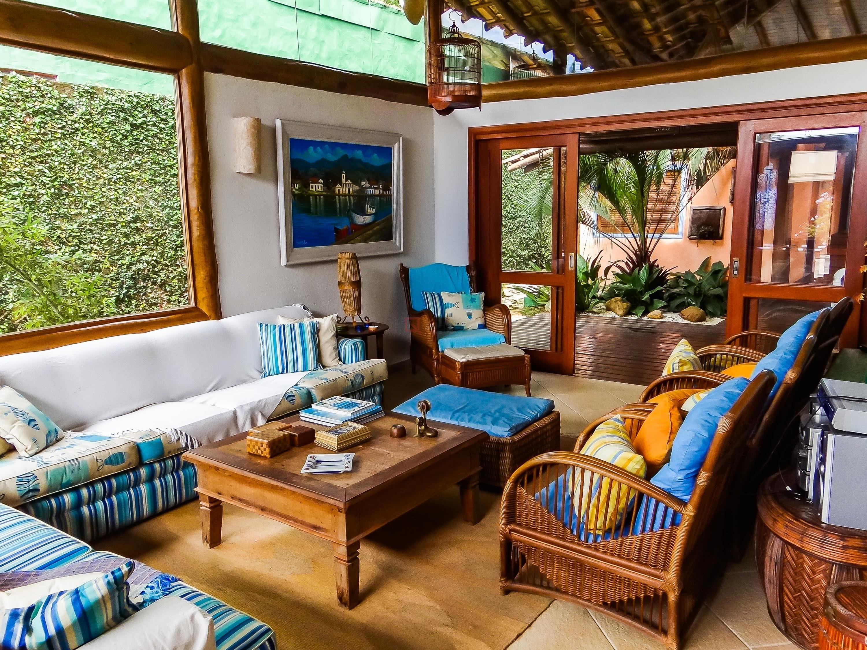 Casa com 4 dormitórios (2 suítes) à venda em Ilhabela, no bairro Saco Do Indaia
