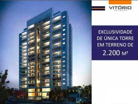 Apartamento de 2 dormitórios em Tatuapé, Sao Paulo - SP
