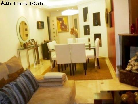 Apartamento de 3 dormitórios em Agua Rasa, Sao Paulo - SP