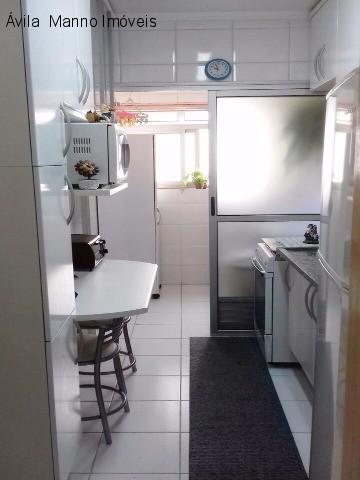 Apartamento de 3 dormitórios em Fundacao, Sao Caetano Do Sul - SP