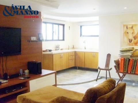 Cobertura de 3 dormitórios em Mooca, Sao Paulo - SP