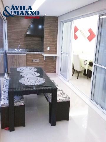 Apartamento de 3 dormitórios em Vila Prudente, Sao Paulo - SP
