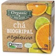 Chá Organic BioGripal Orgânico c/10 Saquinhos 13g