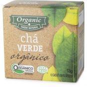 Chá Organic Chá-verde Orgânico c/10 Saquinhos 13g