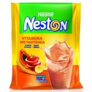 Vitamina Instantânea Nestlé Neston Mamão,Maçã,Banana e Cereal 210g