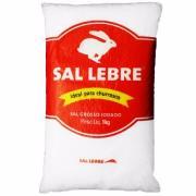 Sal Grosso Refinado Lebre 1Kg