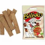 Alimento Para Cães Bilisko Snack Palitos sabor Maçã e Cenoura 65g
