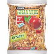 Granola Granatus Maçã e Canela Light 250g