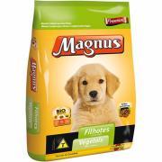 Ração para Cães Magnus Premium Filhotes Vegetais 1Kg