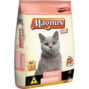 Ração para Gatos Magnus Cat Salmão com Nuggets 1Kg