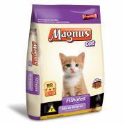 Ração para Gatos Magnus Cat Filhotes Mix de Sabor 1Kg