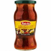 Molho de Tomate Raiola com Azeitonas 350g