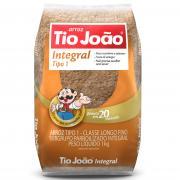 Arroz Tio João Integral Tipo 1 - 1Kg