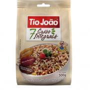 Arroz Tio João 7 Grãos Integrais com Quinoa 500g