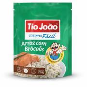 Arroz com Brócolis Tio João Cozinha Fácil 250g